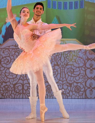 Sugarplum Fairy and Cavalier